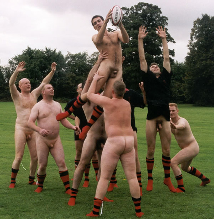 Naked Rugby Team 2 Galleries: Nude Rugby