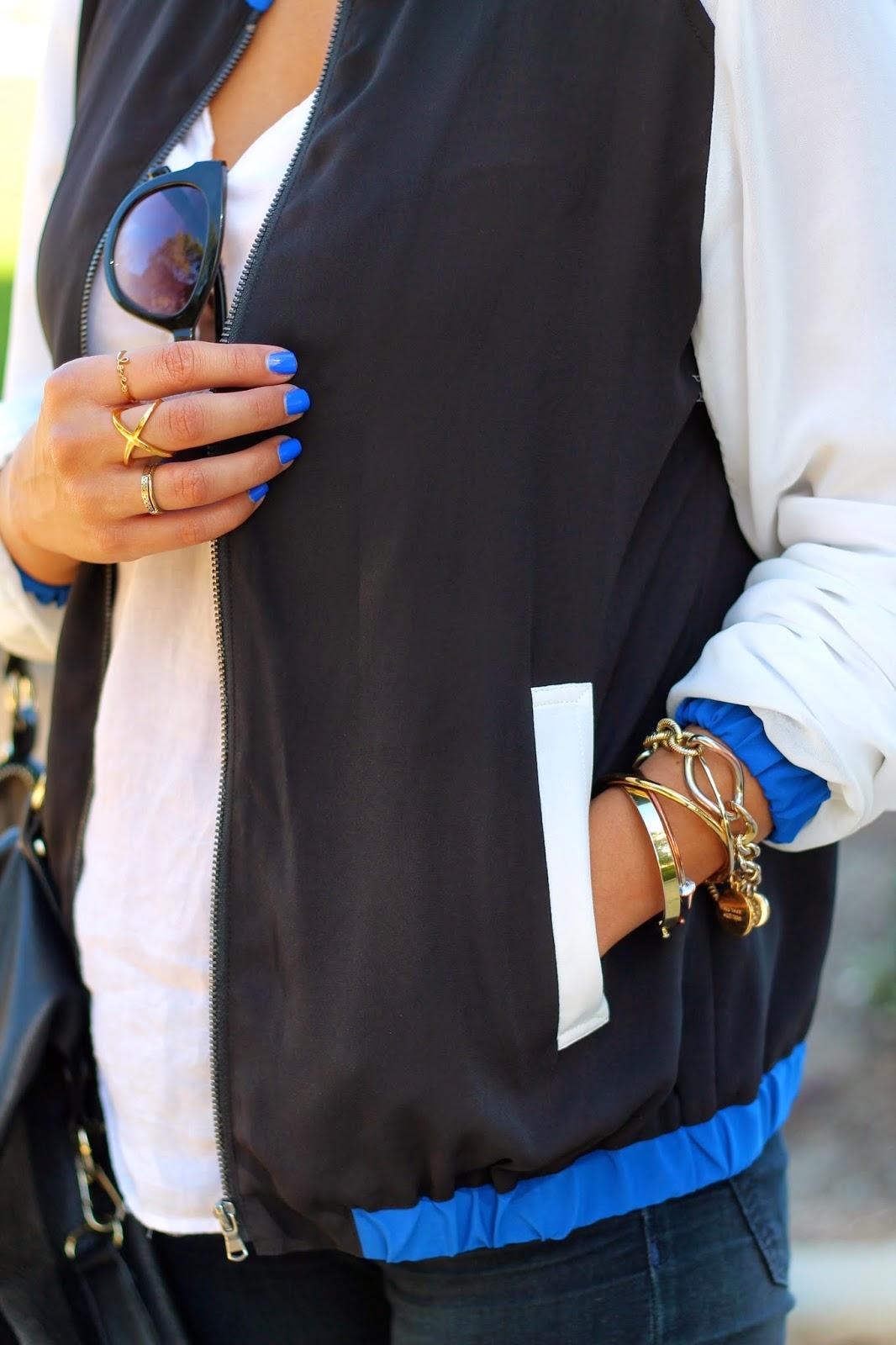 target style fashion jacket