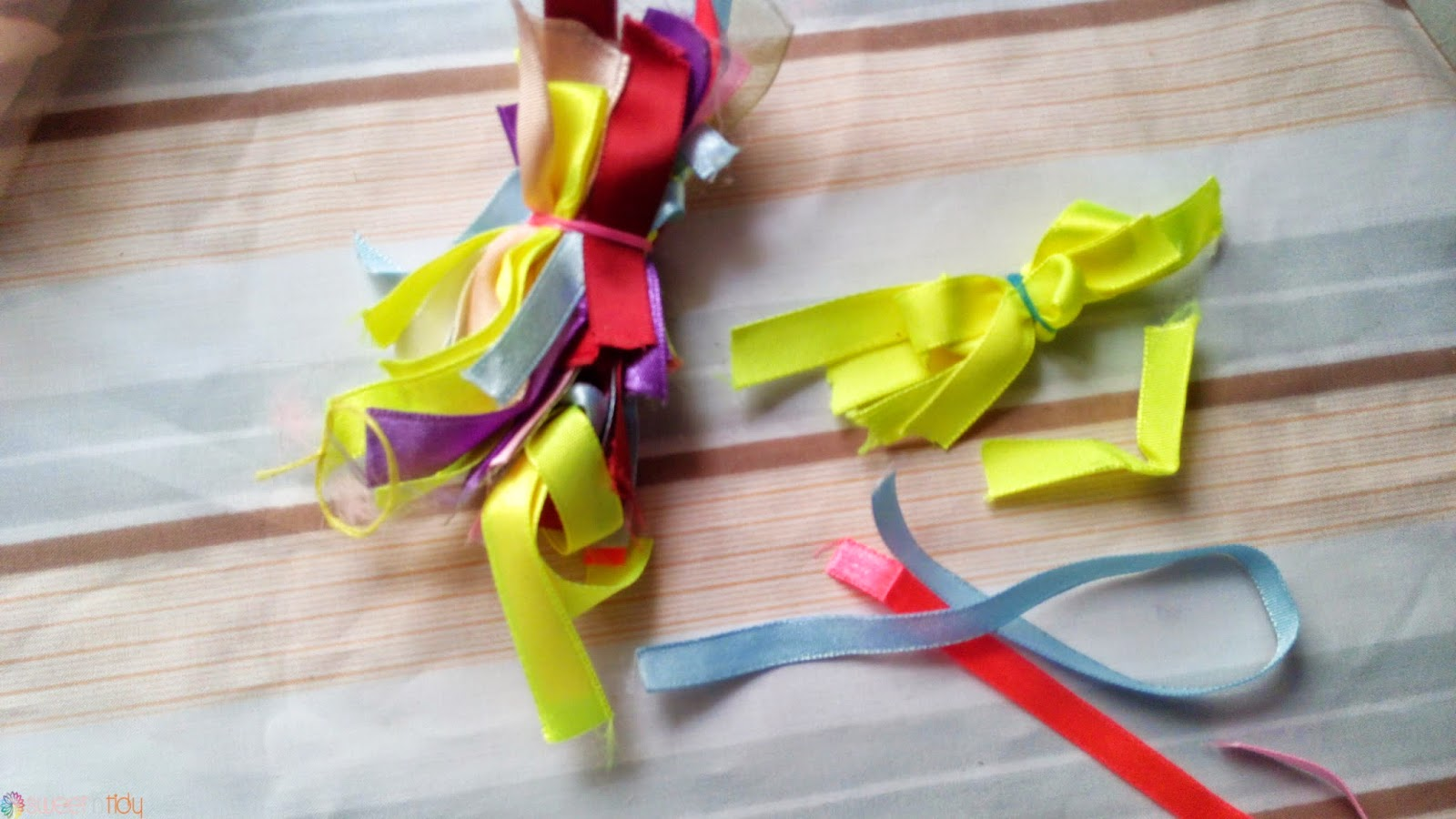 How to organize ribbons