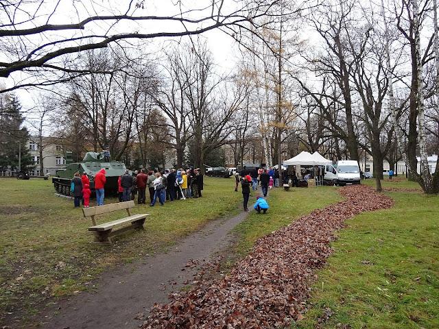 Piknik w Park Militarnym Rembertów