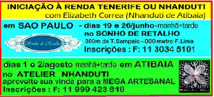 Próximos cursos em SPAULO e em ATIBAIA