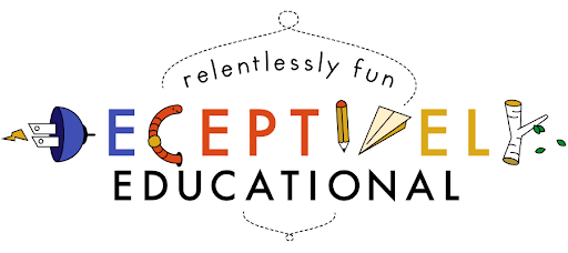 Relentlessly Fun, Deceptively Educational