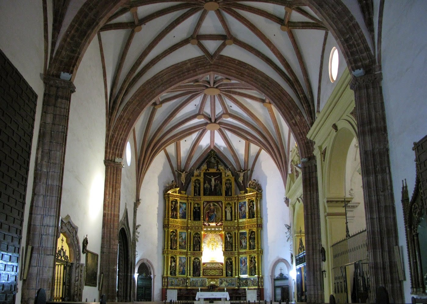 Atelier du patrimoine et d 39 architecture iglesia santa - Parroquia santa catalina la solana ...