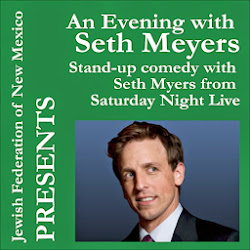 Seth Meyers @ The KiMo!