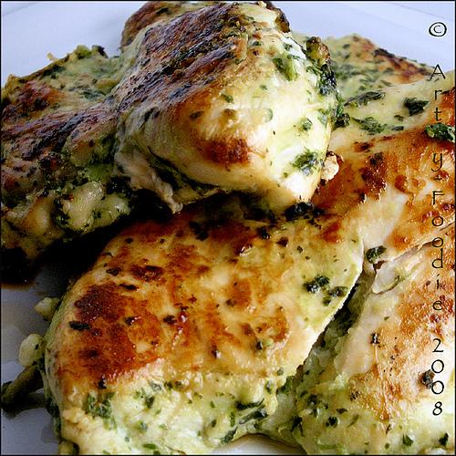 Cilantro Thai Grilled Chicken - Cook'n is Fun - Food Recipes, Dessert ...