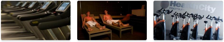 HEALTHCITY Antwerpen Zuidpool  Premium Fitness groepslessen