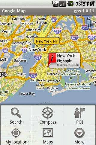 Android Games, Apps and Tricks! - For Free!: Google Maps OFFLINE! on