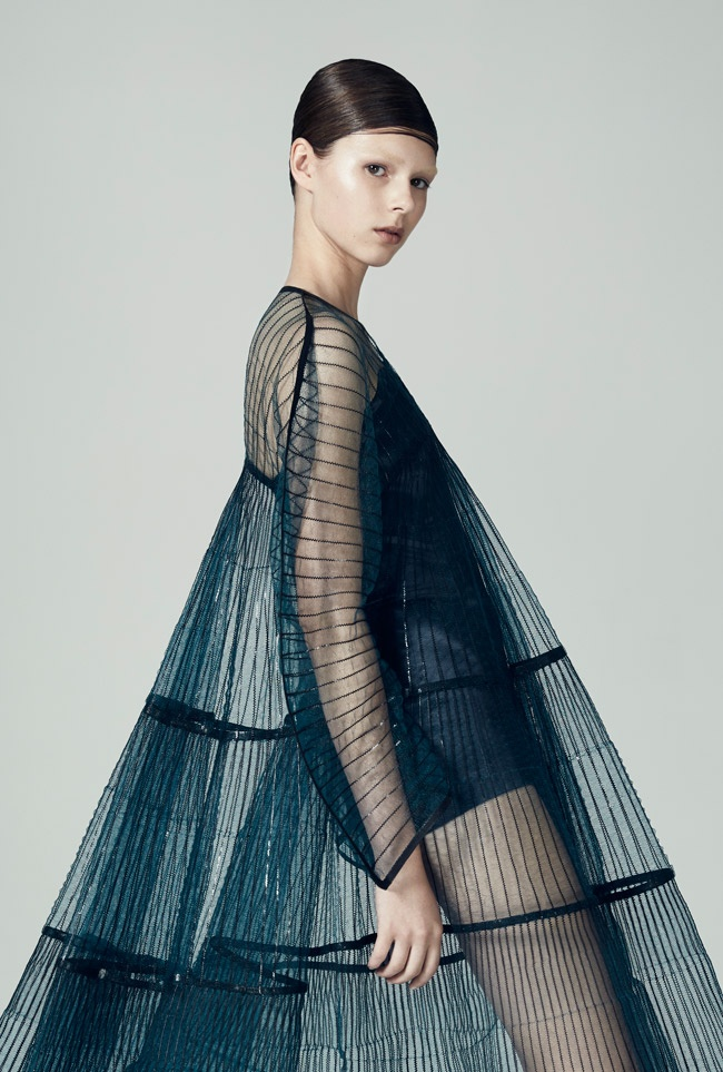 Thread fashion and costume matilda norberg for Space pattern clothing