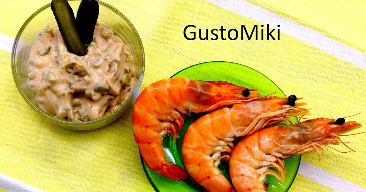 GustoMiki: Salsa Thousand Island ... today american flavors !