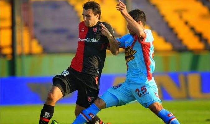 Arsenal de Sarandi vs Newells en vivo