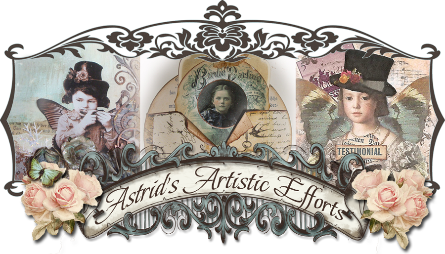 Astrid's Artistic Efforts