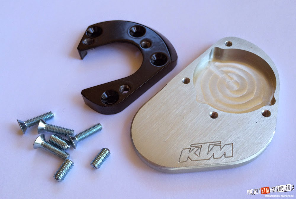 KTM stand plate 601.03.923.050