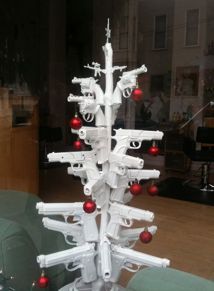 Christmas Tree Case