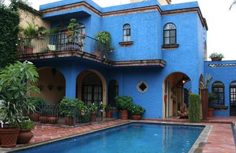 Villa del Ensueño, hotel boutique, Tlaquepaque, Jalisco