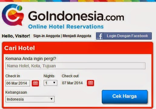 GoIndonesia Best Travel Startup in Indonesia