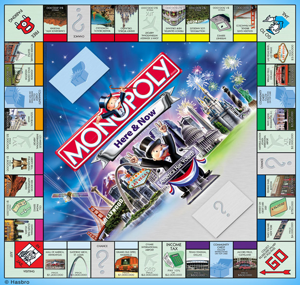 monopoly and american dream Yet we learned in monopoly that not only is hoarding wealth the american dream , but that the banker can take money as needed to keep the.
