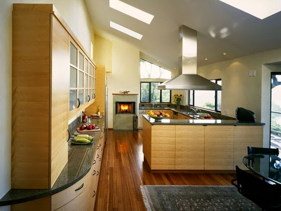 New Kitchen Trends for Comfortable Cooking   Home Decorating Ideas