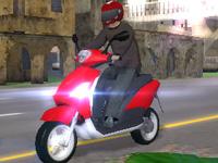 Motor Sürücüsü Oyunu