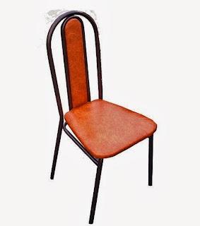 Фото стул на металлическом каркасе