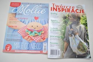 Przegląd prasy: Twórcze inspiracje, Mollie potrafi
