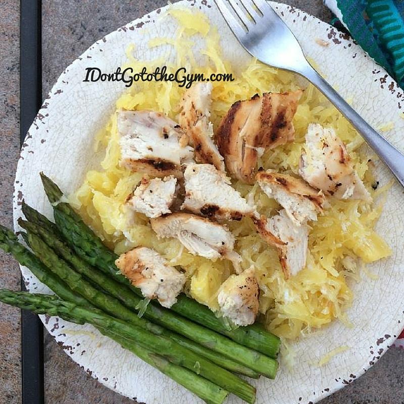 ... lemon sauce toum spaghetti squash with lemon garlic sauce and ricotta