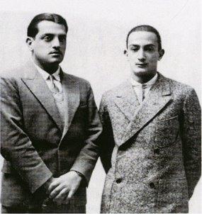 Bunuel et Dali