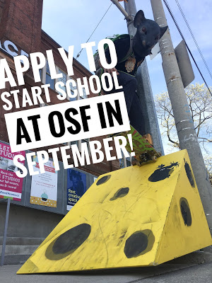 Email craig.morrison@tdsb.on.ca for an Application Package