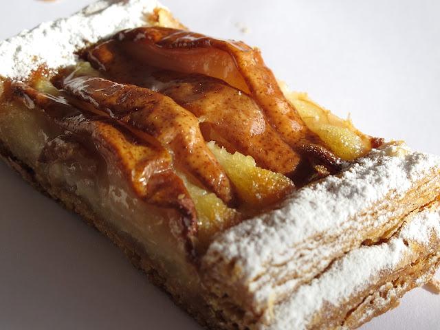 Pâtisserie Sébastien Gaudard - Tartelette poire