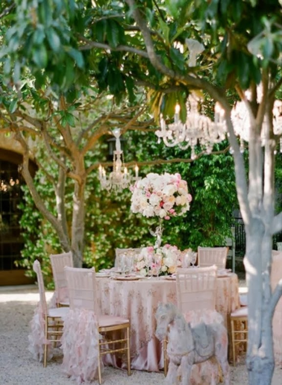 Memorable wedding outdoor wedding ideas for all seasons - Garden wedding ideas decorations ...