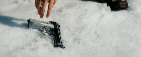 Оружие из фильма Стрелок - Беретта