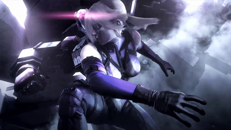 SFxTK Nina Williams CG Movie