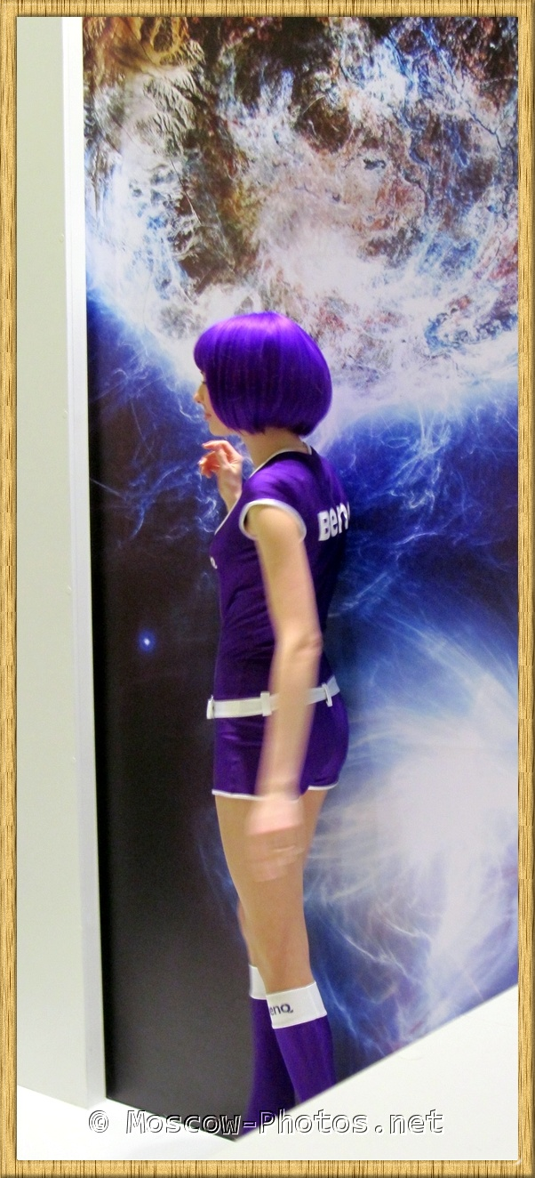 BenQ Girl on Photoforum 2012