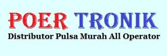POER TRONIK Pusat Pulsa Murah Pln Voucher Game Online