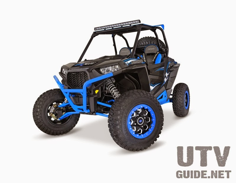 2015 Polaris RZR XP 1000 Desert Edition