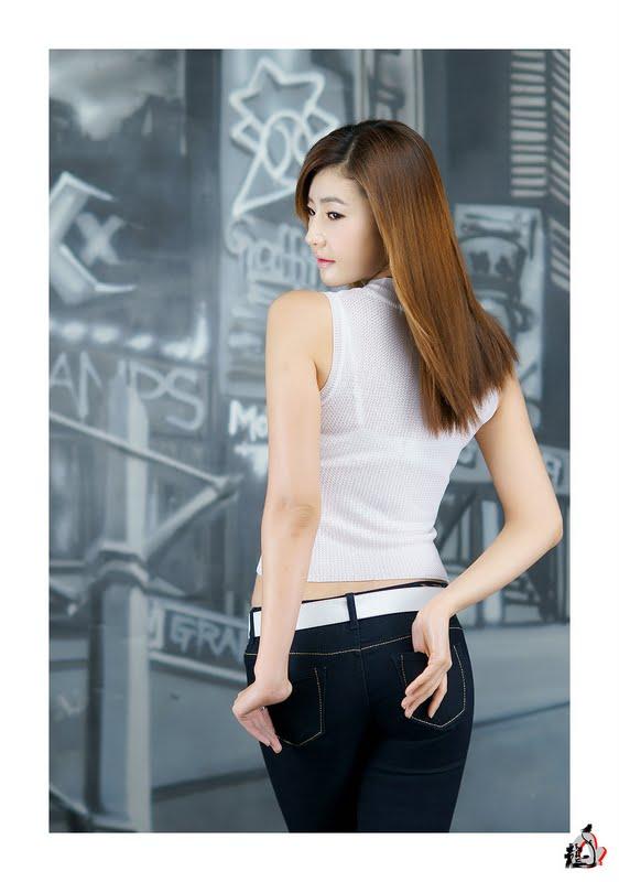 Hot girl Lee Chae Eun