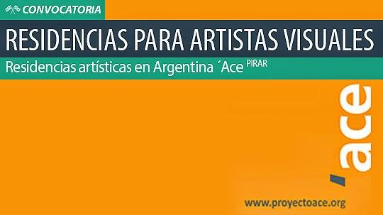 Convocatoria. Residencias para Artistas Visuales en Argentina.