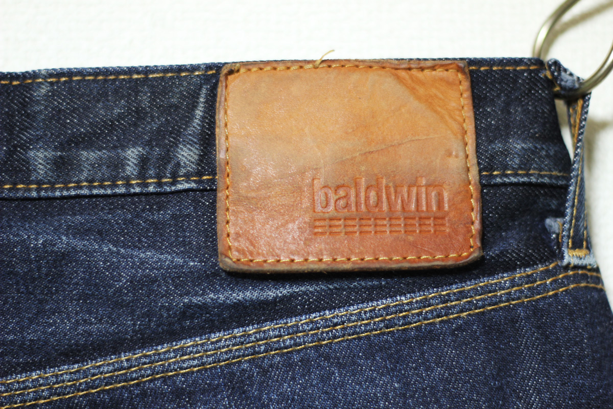 baldwin denim The Henley