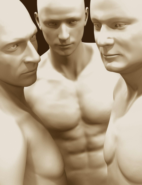 Hommes extraordinaires pour Genèse 2 Homme Volume 2