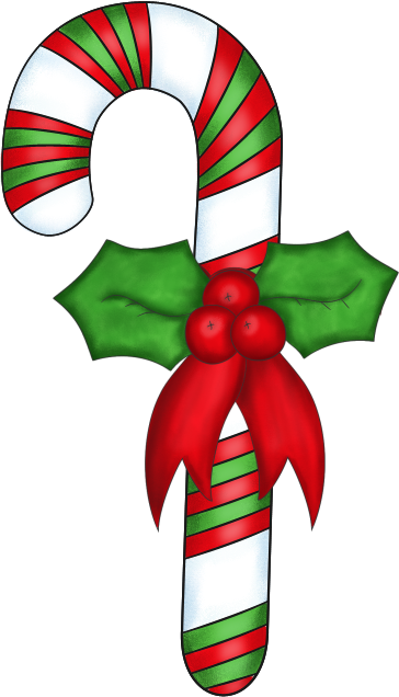 Christmas Candy Cane Clip Art Picturesdrawing Images