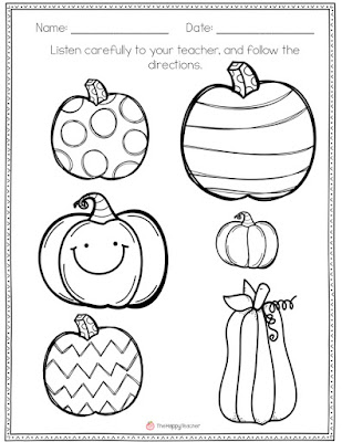 by D Conway Kindergarten - 6th Grade Celebrate Halloween with this ...