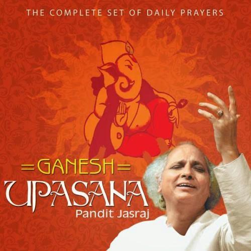 Ganesh Upasana – Pandit Jasraj Marathi Songs