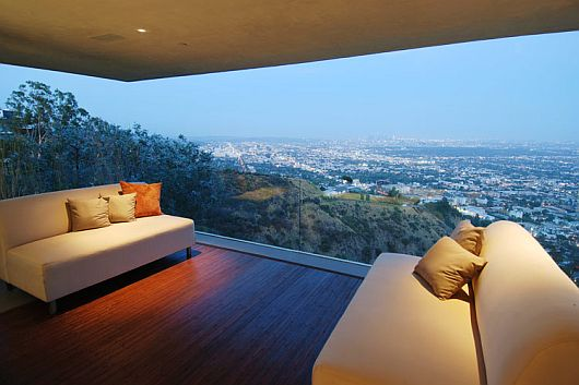 luxury house with stunning view in hollywood hills los ForThe View House