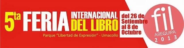 FIL arequipa 2013