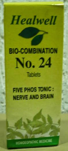 bio-combination 24 five phos tonic
