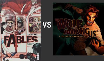Fables vs TWAU
