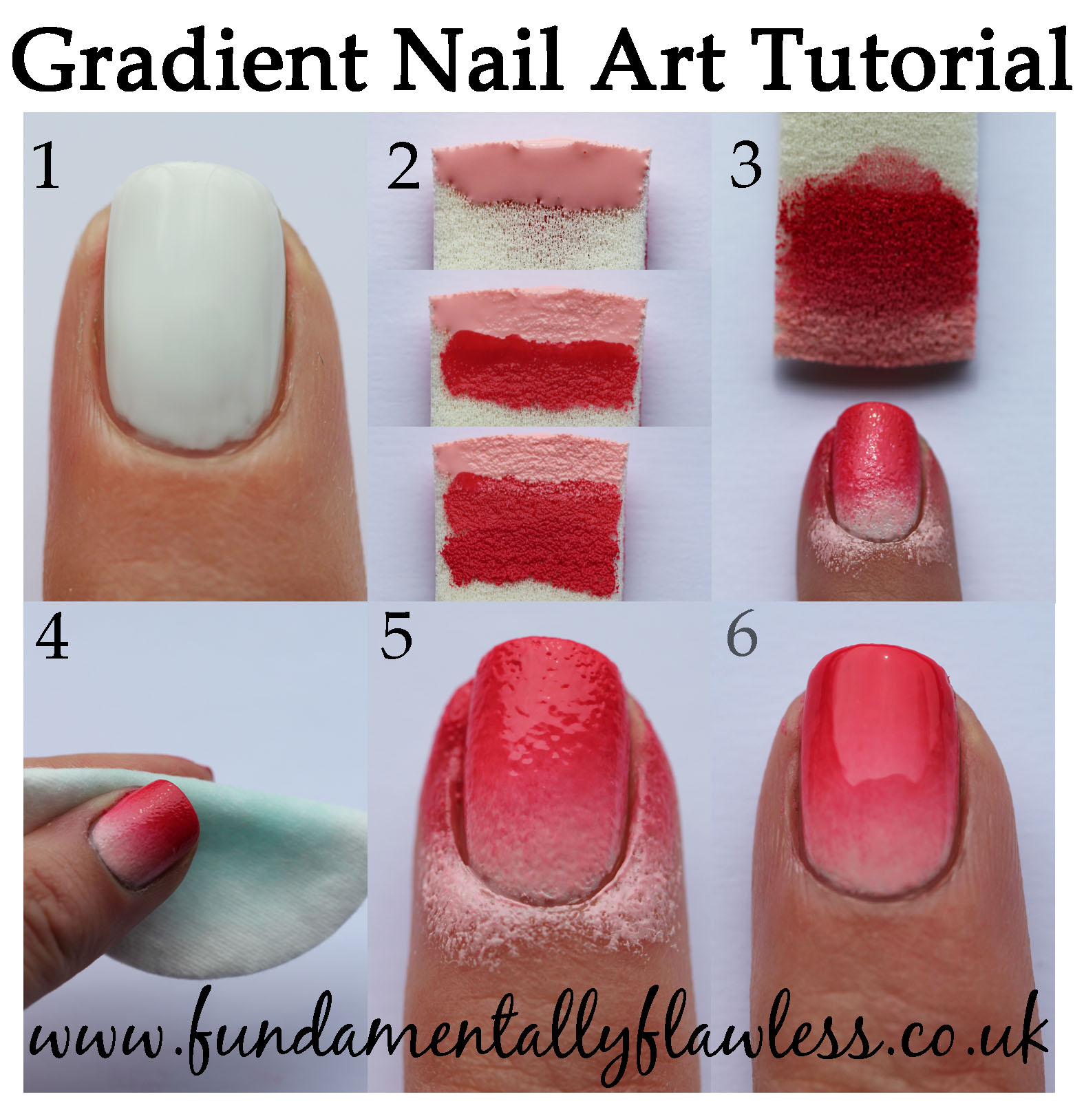 Fundamentally Flawless Grant Nails Tutorial