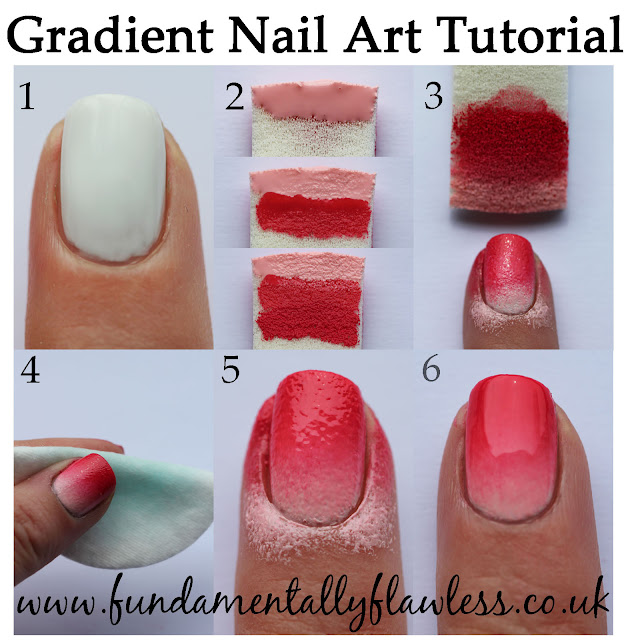 Fundamentally Flawless: Gradient Nails Tutorial