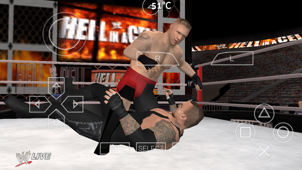 WWE 2k18 PPSSPP ISO CSO For Android
