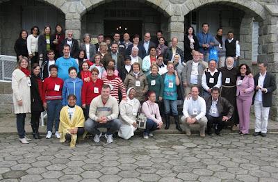 Curso de Animação Missionária reúne 55 pessoas de 32 dioceses, em Florianópolis/SC