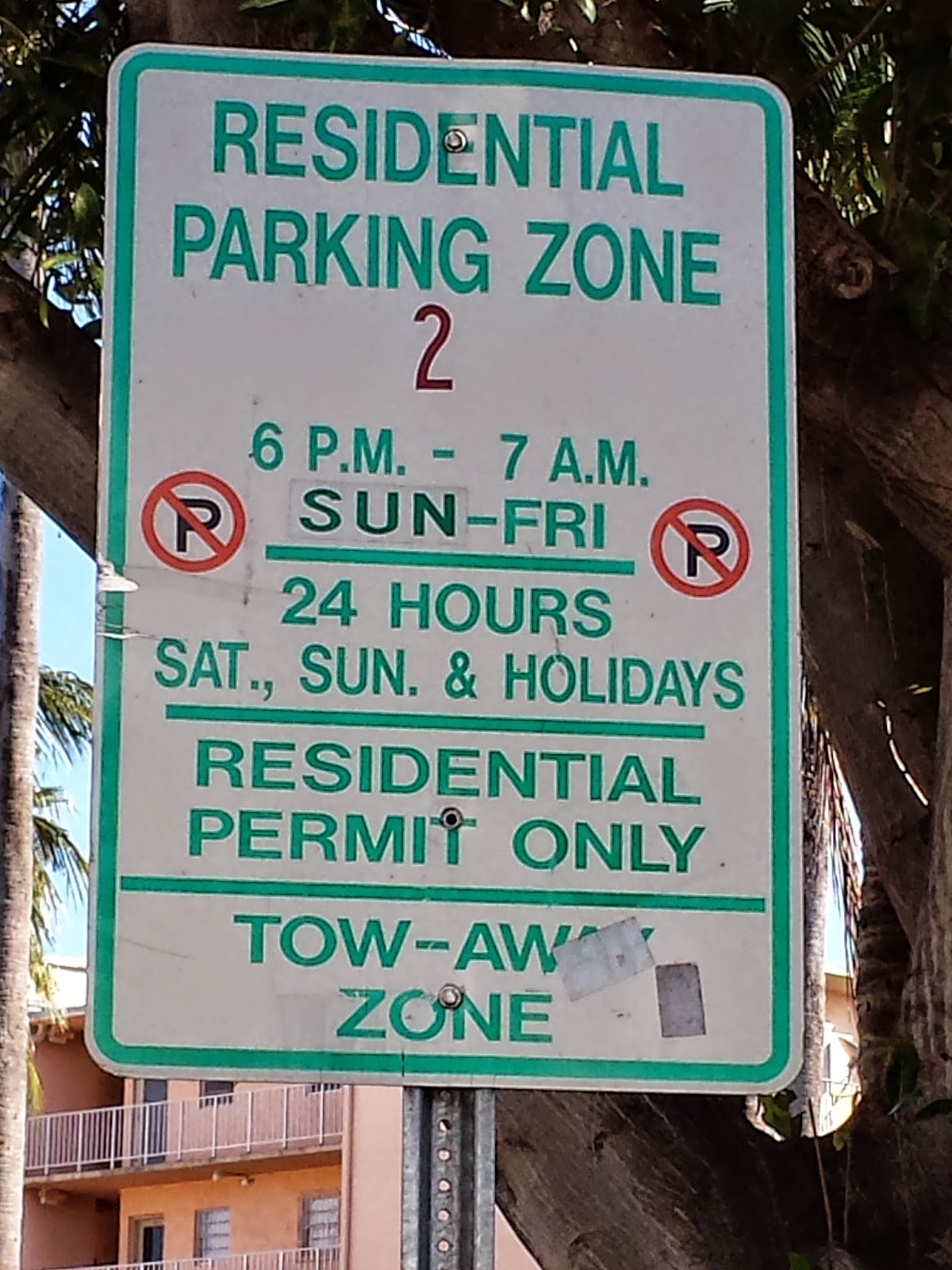 miami beach parking